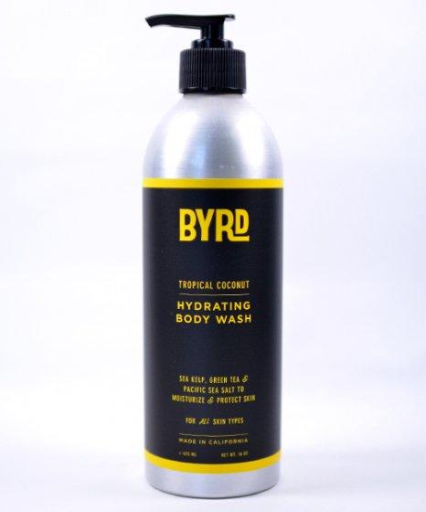 BYRD #HYDRATING BODY WASH