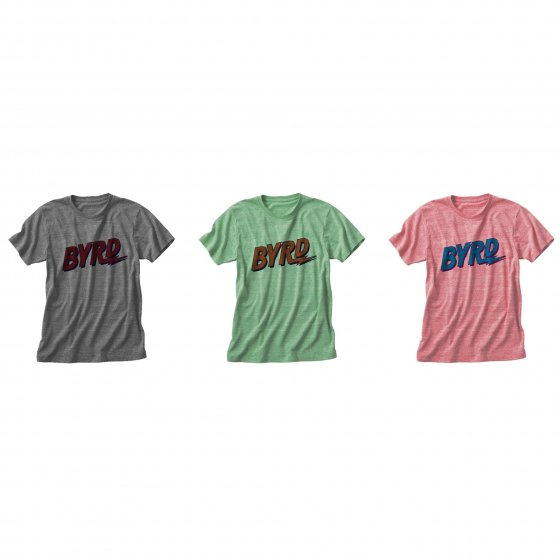 BYRD #FLASH BYRD TEE