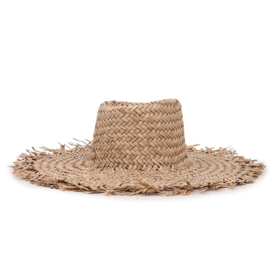 BRIXTON #BURMA HAT -DKTAN (Women's)