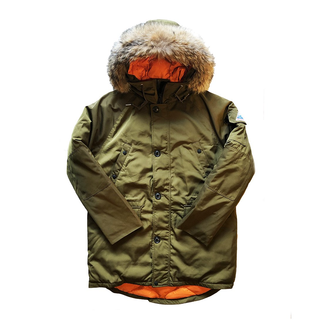 Cape Heights    #DELTA Jacket -OLIVE