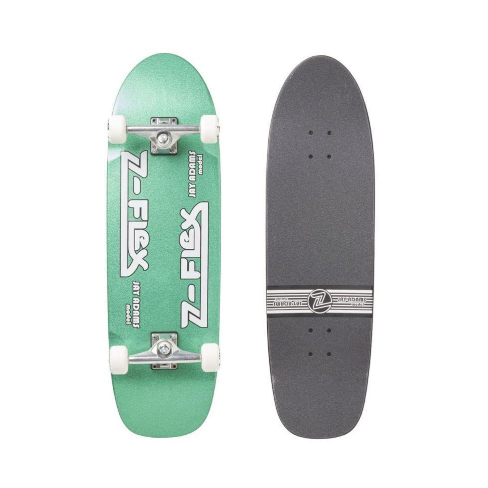 Z-FLEX Skateboards #33INCH COMPLETE -GREEN