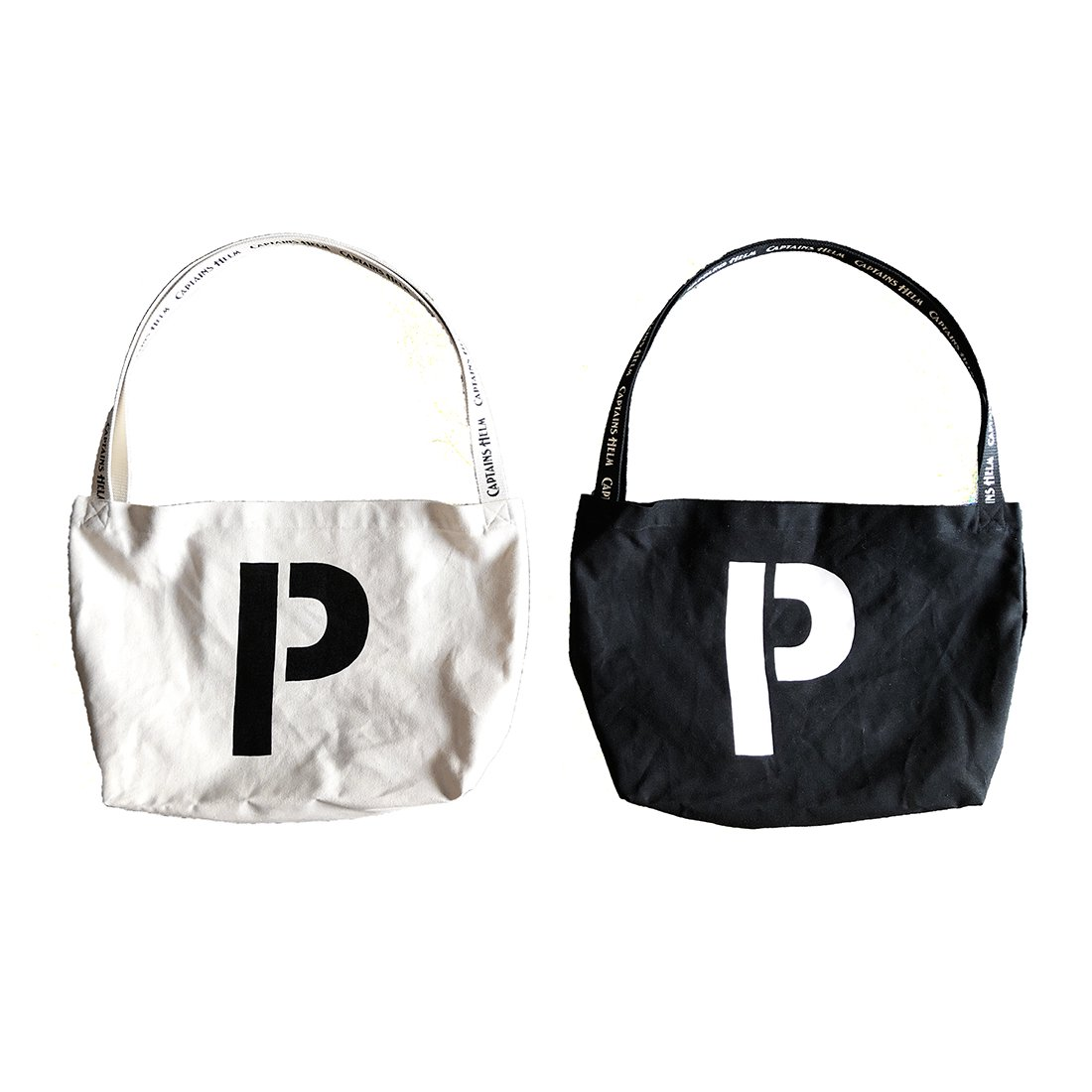 PIPPEN STORE × CAPTAINS HELM #DAILY BEACH BAG