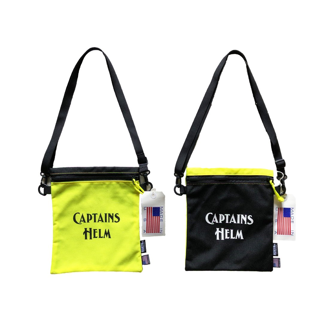 North St. Bags × CAPTAINS HELM #PITTOCK SACOCHE