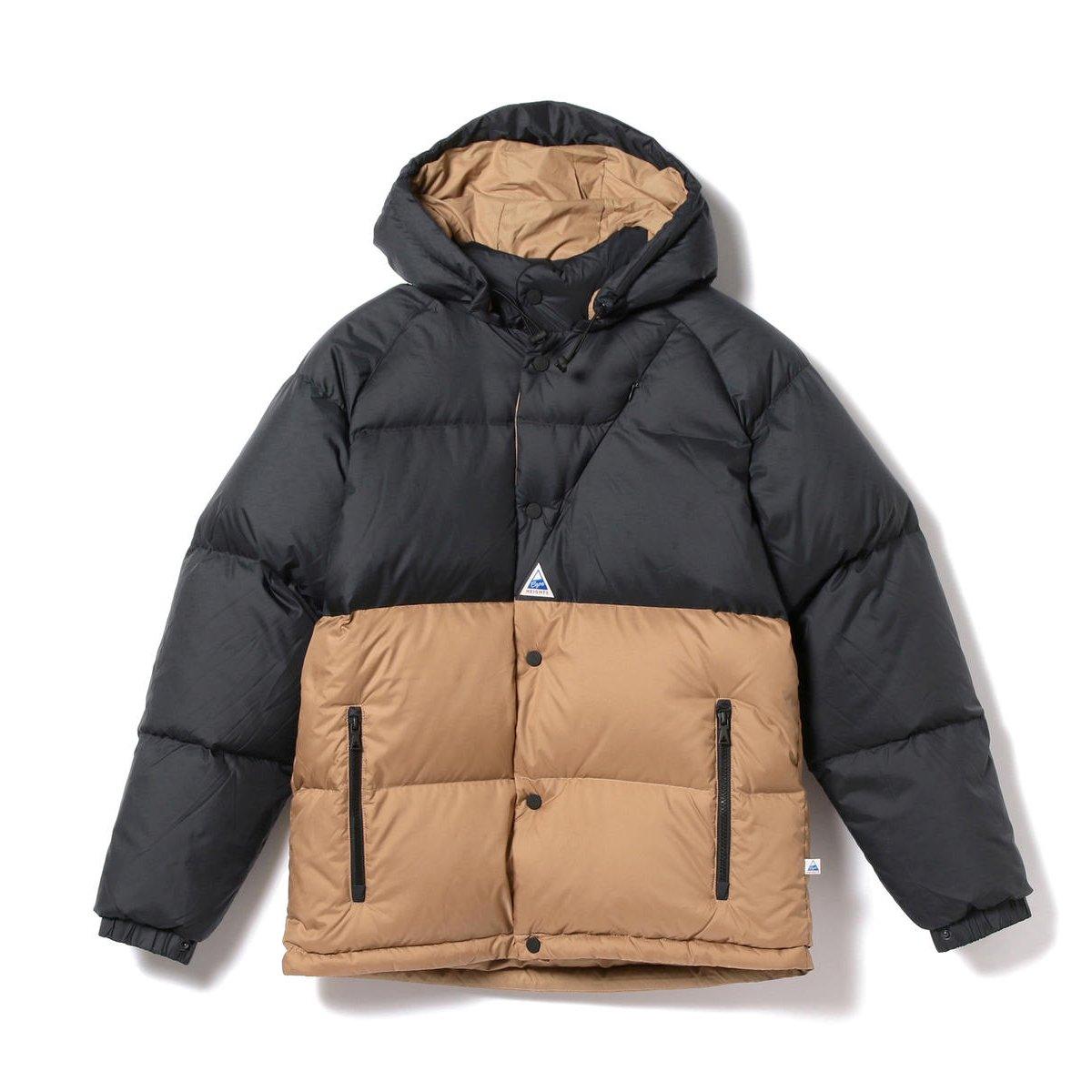 Cape Heights    #LUTAK TECH Jacket -BLACK/MASHROOM