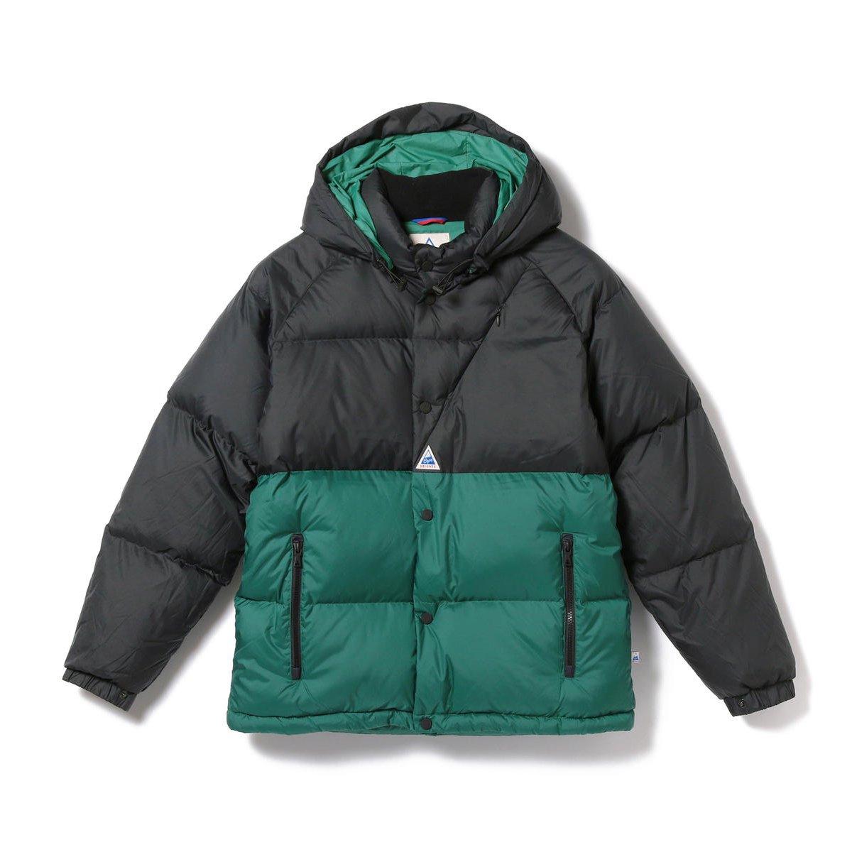 Cape Heights    #LUTAK TECH Jacket  -BLACK/SPRUCE