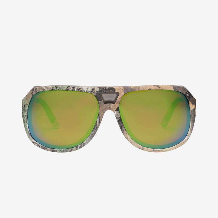 ELECTRIC #STACKER -REAL TREE CAMO/OHM GREEN POLARIZED PRO