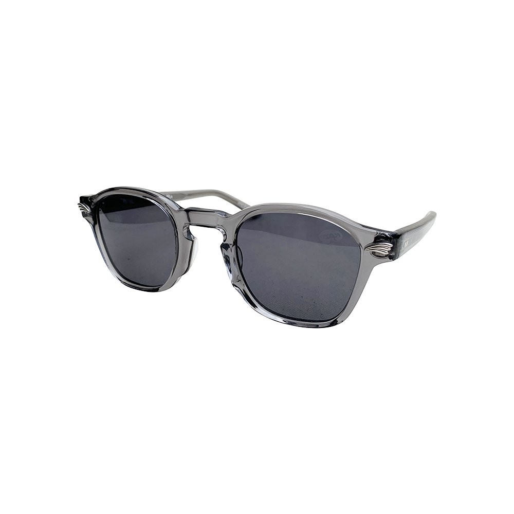 GROOVER × CAPTAINS HELM #DOLL   Smoke Flame / Gray Polarized Lens