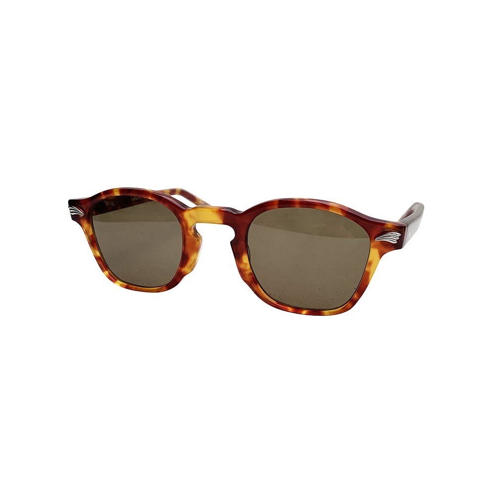 GROOVER × CAPTAINS HELM #DOLL   Demi Flame / Brown Polarized Lens