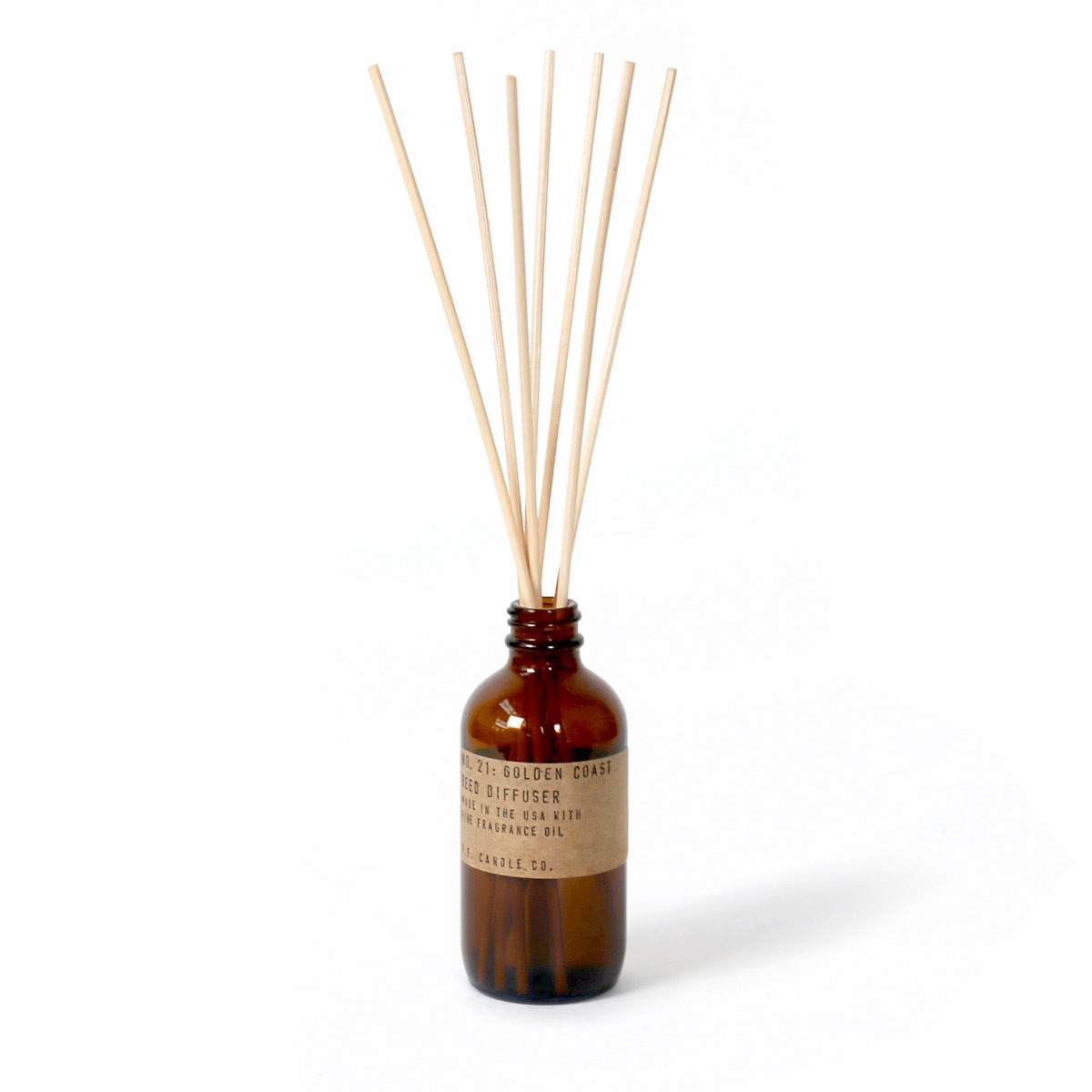 P.F. CANDLE CO.   #Reed Diffuser / 21 GOLDEN COAST