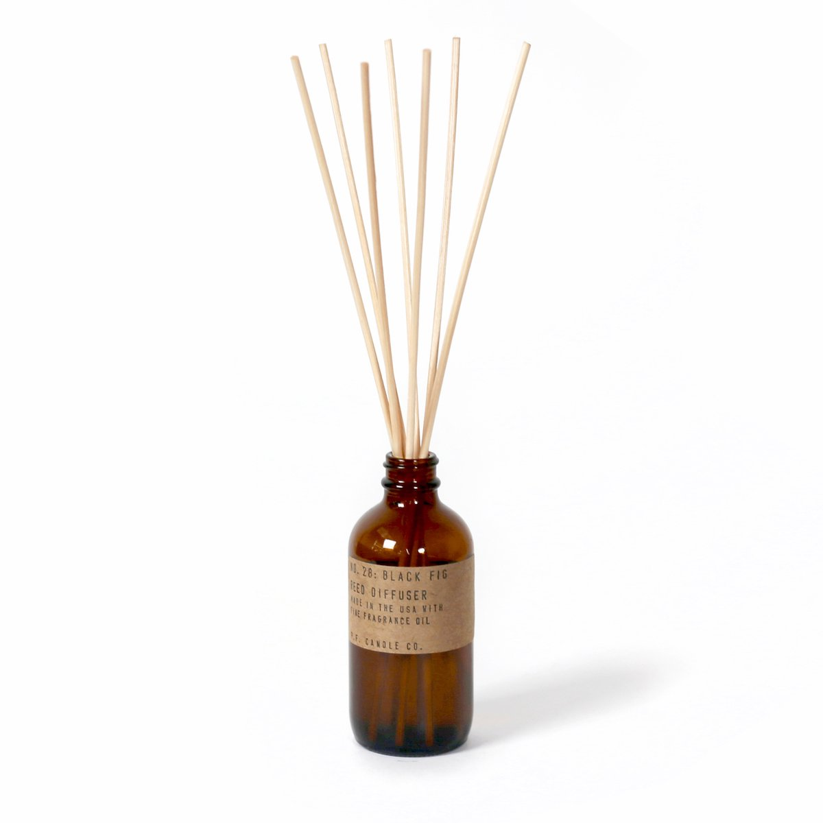 P.F. CANDLE CO.   #Reed Diffuser / 28 BLACK FIG