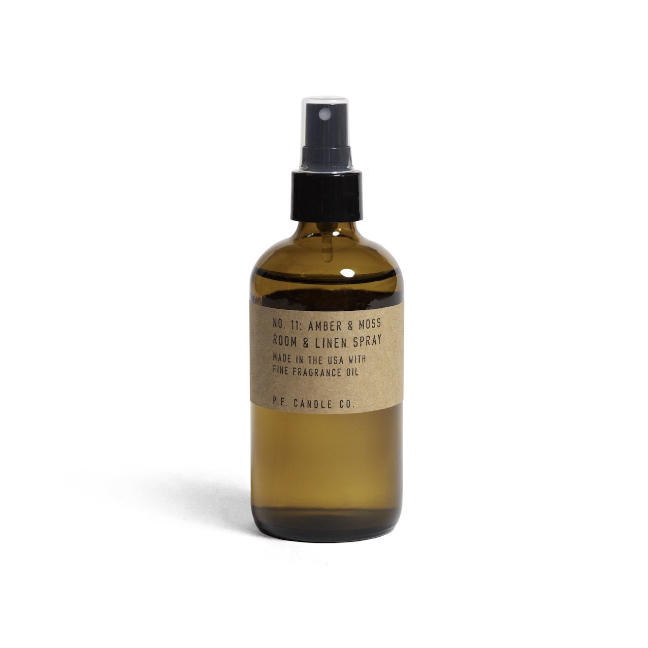 P.F. CANDLE CO.   #Room&Linen Spray / 11 AMBER&MOSS