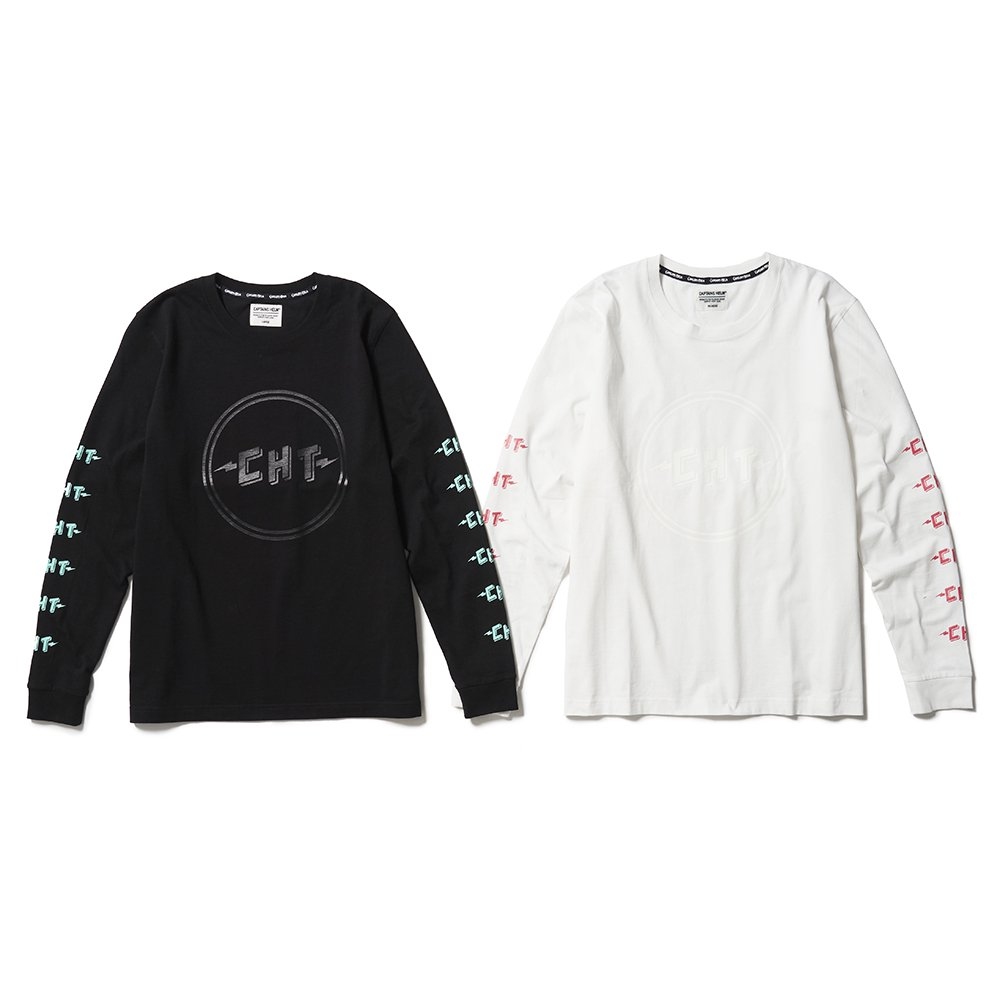 CAPTAINS HELM #CHT L/S TEE