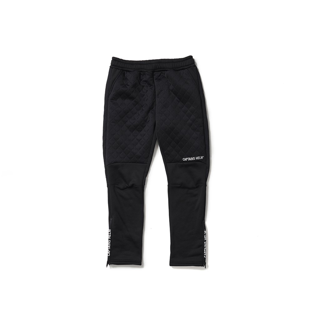 CAPTAINS HELM #QUILTED TEC PANTS