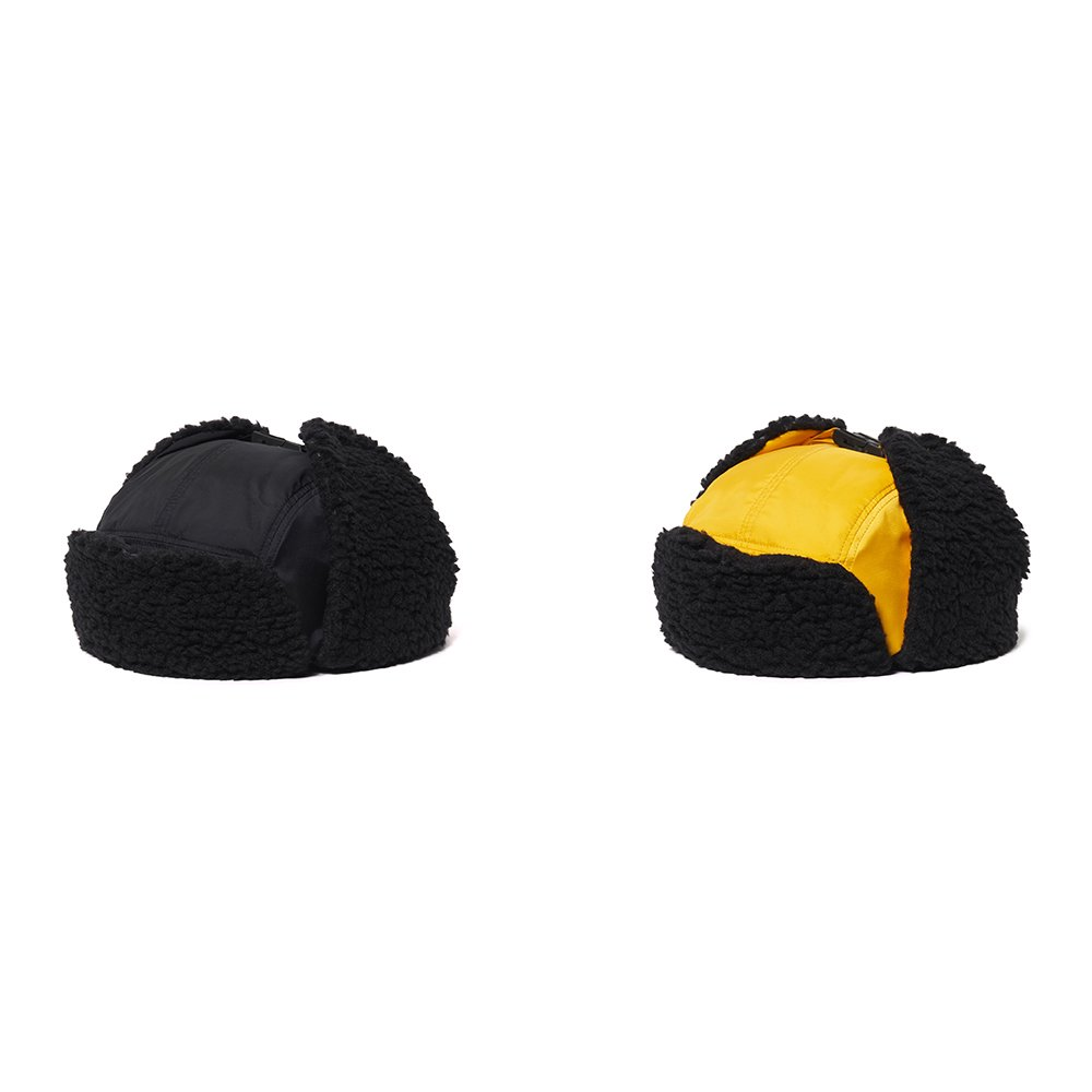 CAPTAINS HELM #NYLON BOMBER CAP