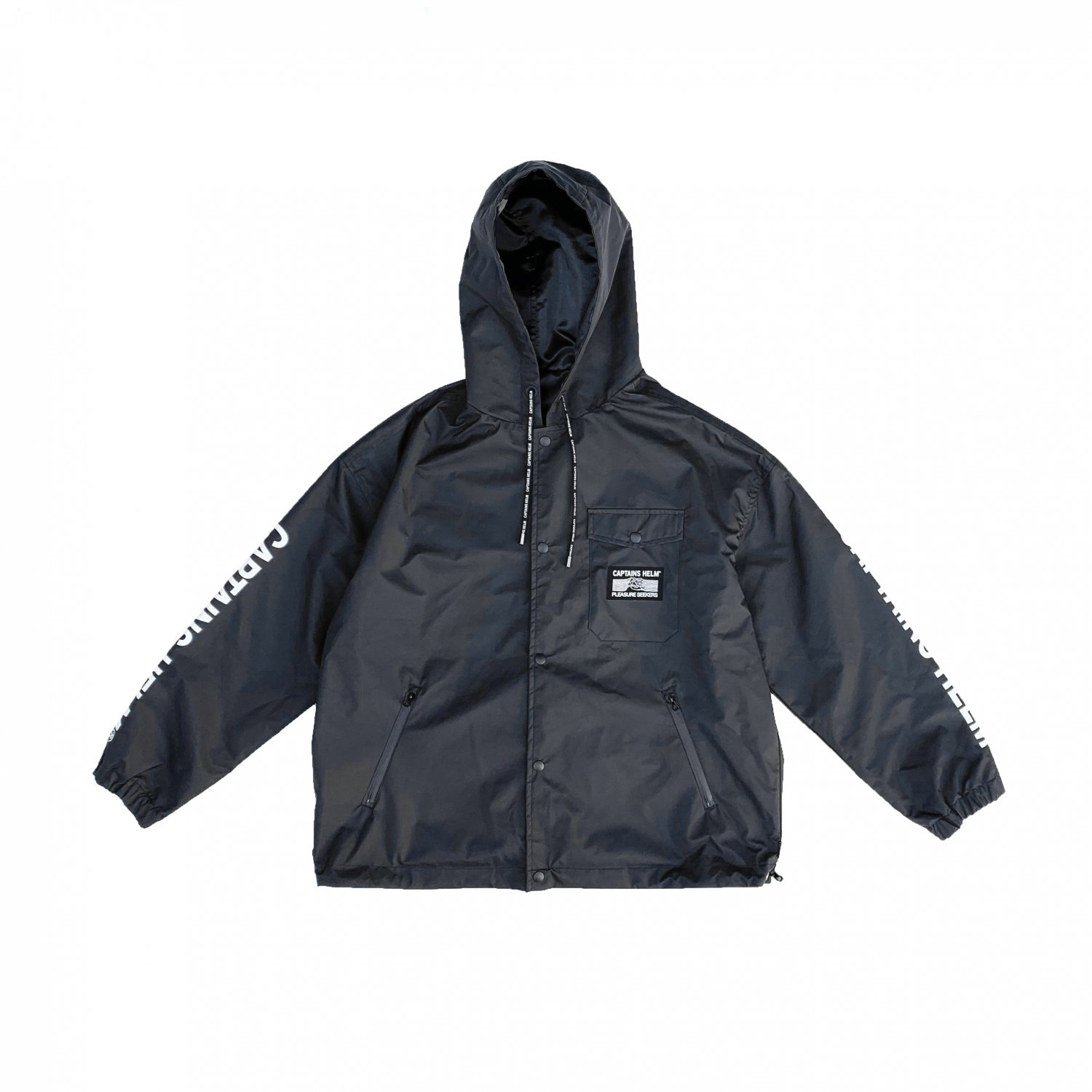 CAPTAINS HELM #FIRE & WATER PROOF REVERSIBLE JACKET