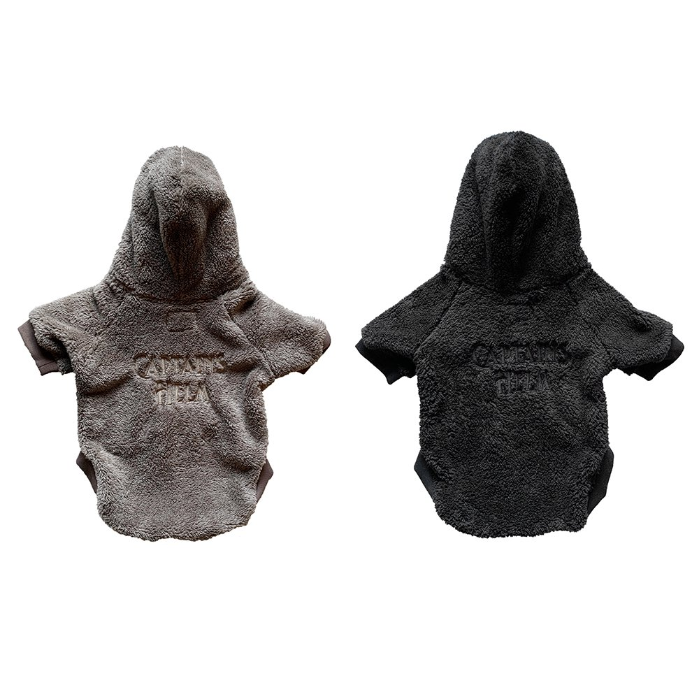 CAPTAINS HELM #DOGS BOA HOODIE