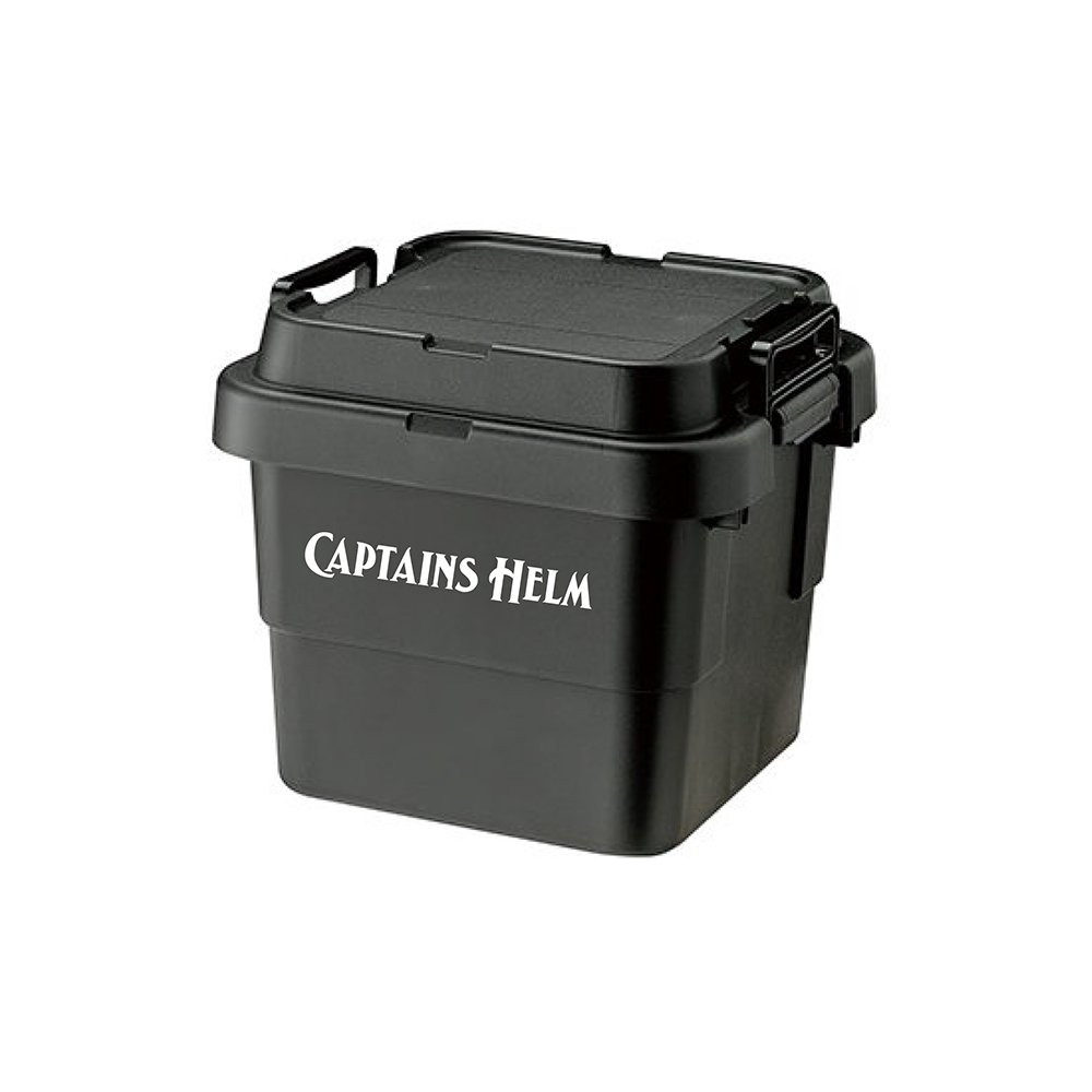 CAPTAINS HELM #CAPTAIN'S TOOL BOX -30L