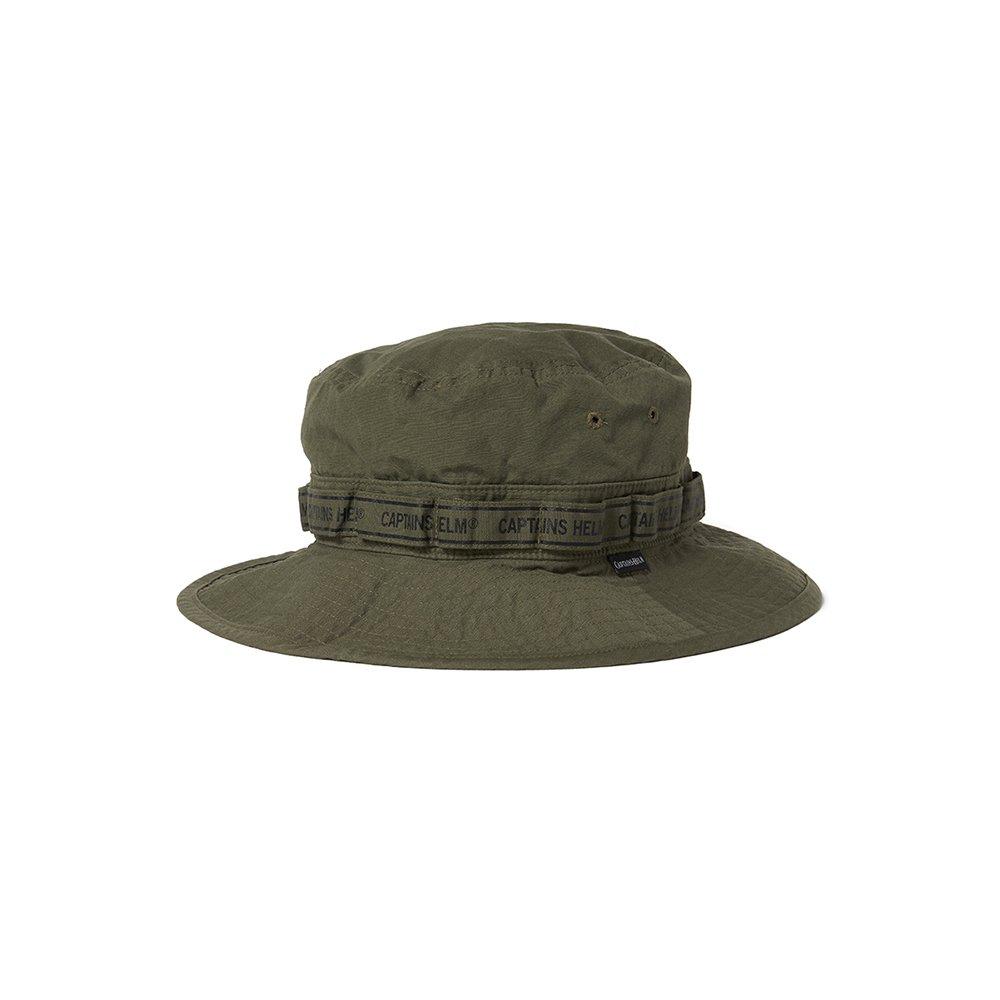 CAPTAINS HELM #RIP-STOP CAMP HAT