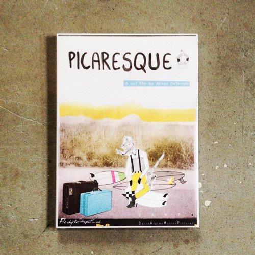 【PICARESQUE】 -a surf film by MIKEY DETEMPLE