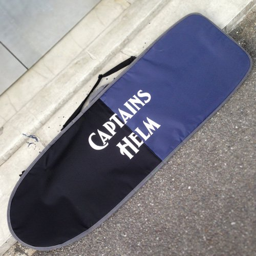 CAPTAINS HELM Original HARD CASE -Mini Simmons (NAVY x BLACK)