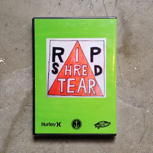 【RIP SHRED TEAR】 -Produce by MITCH ABSHERE