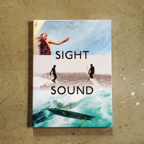 【SIGHT|SOUND】 -a surf film by MIKEY DETEMPLE