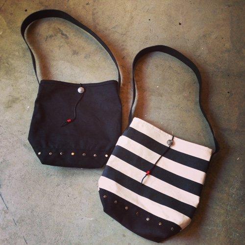 CAPTAINS HELM × Heritage Leather Co. #STROLL BAG