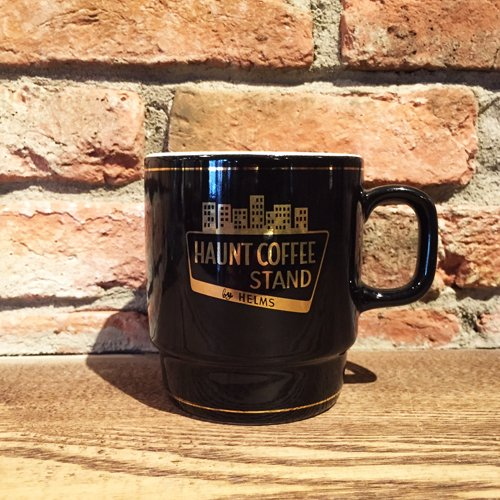 HAUNT COFFEE STAND by HELMS #STACKING MUG