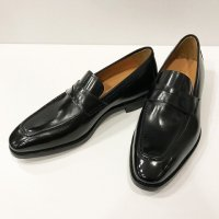 Agnelli & Sons 【アニエッリ・アンド・サンズ】 ダイナイトソール仕様・カーフ・コインローファー (Nero)<img class='new_mark_img2' src='https://img.shop-pro.jp/img/new/icons41.gif' style='border:none;display:inline;margin:0px;padding:0px;width:auto;' />