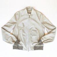 HERNO 【ヘルノ】 ゴートスキン・MA-1タイプジャケット (9408)