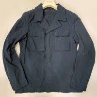 M.I.D.A 【ミダ】 『Lennon』 M181202 MILITARY SHIRT シャツジャケット(Navy)