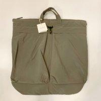 M.I.D.A 【ミダ】 M191900 HELMET-BAG ヘルメットバッグ(Olive)