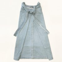LEVI'S MADE & CRAFTED&#8482; 【リーバイス・メイド・アンド・クラフテッド】 『FIELD SKIRT』 コンフォートスカート(COMFORT DENIM)<img class='new_mark_img2' src='https://img.shop-pro.jp/img/new/icons41.gif' style='border:none;display:inline;margin:0px;padding:0px;width:auto;' />