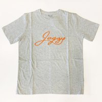JAGGY 【ジャギー】 『HILO T-SHIRT LIGHT』 JERSEY EMBRO チェーンステッチTEEシャツ(Light Grey Mel)<img class='new_mark_img2' src='https://img.shop-pro.jp/img/new/icons41.gif' style='border:none;display:inline;margin:0px;padding:0px;width:auto;' />