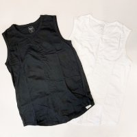 Hanes 【ヘインズ】 HANES UNDIES『SLEEVELESS』 CREW-NECK (全2色)<img class='new_mark_img2' src='https://img.shop-pro.jp/img/new/icons56.gif' style='border:none;display:inline;margin:0px;padding:0px;width:auto;' />