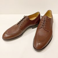 Agnelli & Sons 【アニエッリ・アンド・サンズ】 ダイナイトソール・グレインレザーUチップ (381BRN)<img class='new_mark_img2' src='https://img.shop-pro.jp/img/new/icons41.gif' style='border:none;display:inline;margin:0px;padding:0px;width:auto;' />