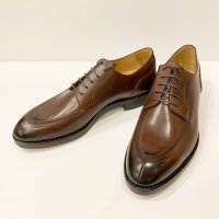Agnelli & Sons 【アニエッリ・アンド・サンズ】 ダイナイトソール・アノネイ社レザーUチップ (381ANT.BRN)<img class='new_mark_img2' src='https://img.shop-pro.jp/img/new/icons41.gif' style='border:none;display:inline;margin:0px;padding:0px;width:auto;' />