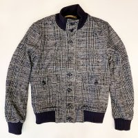 NICWAVE 【ニックウェーブ】『Jacket Galles Bo』ウール・ヴァルスタージャケット(Blu)<img class='new_mark_img2' src='https://img.shop-pro.jp/img/new/icons41.gif' style='border:none;display:inline;margin:0px;padding:0px;width:auto;' />