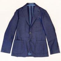 SACCO 【ザッコ】 VBC社製ホップサック・トラベルジャケット (Blue)