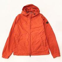HOMEWARD 【ホームワード】 『Kirkenes-Garment Dye』 ガーメントダイ・パーカ (Vermilion)