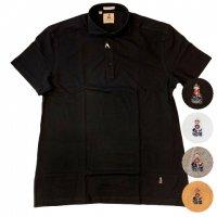 GUY ROVER 【ギ・ローバー】 カッタウェイカラー・ポロシャツ (全4色)