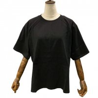kowtow【コウトウ】『Panel Tee』 ハーフスリーブ・パネル式クルーネックカットソー (Black)<img class='new_mark_img2' src='https://img.shop-pro.jp/img/new/icons41.gif' style='border:none;display:inline;margin:0px;padding:0px;width:auto;' />