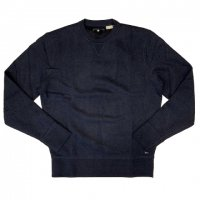 LEVI'S MADE & CRAFTED&#8482; 【リーバイス・メイド・アンド・クラフテッド】 『RELAXED CREWNECK』 裏起毛ジャージートップ (Olympus)<img class='new_mark_img2' src='https://img.shop-pro.jp/img/new/icons41.gif' style='border:none;display:inline;margin:0px;padding:0px;width:auto;' />