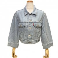 Levi's 【リーバイス】 『LOOSE SLEEVE TRUCKER JACKET』 ルーズスリーブ・トラッカージャケット(Loosey Goosey Trucker)<img class='new_mark_img2' src='https://img.shop-pro.jp/img/new/icons41.gif' style='border:none;display:inline;margin:0px;padding:0px;width:auto;' />