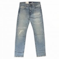 LEVI'S MADE & CRAFTED&#8482; 【リーバイス・メイド・アンド・クラフテッド】 『LMC 502&#8482; T』 ダメージリペア・ストレート (NADARE MIJ)<img class='new_mark_img2' src='https://img.shop-pro.jp/img/new/icons41.gif' style='border:none;display:inline;margin:0px;padding:0px;width:auto;' />