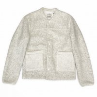 LEVI'S MADE & CRAFTED&#8482; 【リーバイス・メイド・アンド・クラフテッド】 『TYPE 2  FLEECE TRACKER』 (White Smoke)<img class='new_mark_img2' src='https://img.shop-pro.jp/img/new/icons41.gif' style='border:none;display:inline;margin:0px;padding:0px;width:auto;' />