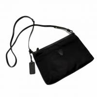 Felisi 【フェリージ】 SHOULDER BAG 15/47/1/DS ナイロン・サコッシュ (Nero/Black)