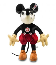 シュタイフ ディズニー ミッキーマウス 1932 33cm EAN354601【送料無料】