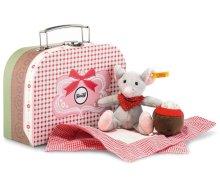 シュタイフ ミスターリトルマウス スーツケース 12cm EAN113604【送料無料】