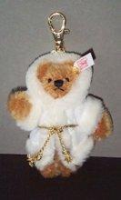 シュタイフ クリスマステディベアキーリング 2004 10cm EAN655753【送料無料】